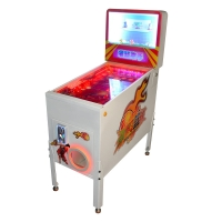 Quality Indoor Gambling Game True Ball Arcade Machine For Adult for sale