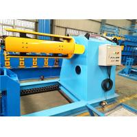 Quality Durable Hydraulic Uncoiler With Coiler Car 5 Tons Capacity For Metal Forming Machine for sale
