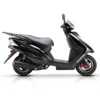 China Anti Skid Tire Gas Motor Scooter , Gas Powered Scooters Street Legal6L Fuel Tank on sale