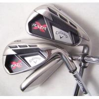 China Wholesale Golf Club (razr) Iron Set Men Right-handed on sale