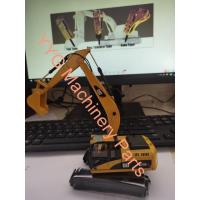 Quality 1/50 Durable Excavator Parts Alloy Metal Excavator Construction Diecast Model for sale