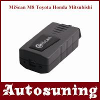 China MiScan M8 Wireless Auto Scanner for Toyota Honda Mitsubishi on sale