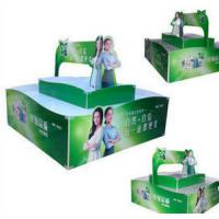 Buy cheap OEM / ODM Recycable Cardboard Retail Pallet Display For Supermarket Promotion from wholesalers