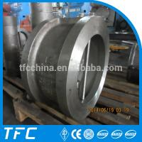 China wafer type duo check valve double disc on sale