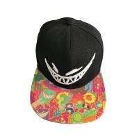 Quality Men And Women'S 5 Panel Camper Hat Spring Outdoor Flat Top Style for sale