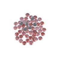 Buy Strong Glue Crystal Hotfix Rhinestones , Sparkles Rhinestones 12 / 14 Facets at wholesale prices