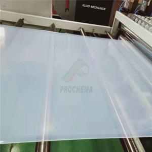 Quality PFA Anticorrosive Lining Sheet backed glass fiber or PFA Bare Sheet 1.5-6mm for sale