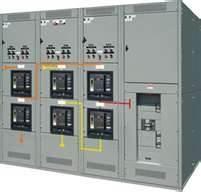 Quality IP3LO, IP4LO GCK MCC 50kA, 80kA cabinet model Low voltage switchgears cubicles for sale