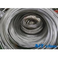 Quality Length of 4200M Alloy 825 / N08825 Welded Coiled Tubing For Oil And Gas for sale