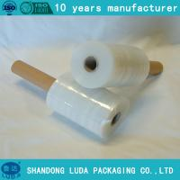 China alibaba china LDPE pallet stretch film  on roll on sale