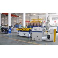 Quality Flexible Single Wall Corrugated Pipe Production Line CE IOS9001 for sale