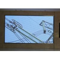 China P4 SMD Indoor Full Color LED Display Synchronous Control , P4 LED Signs Indoor on sale