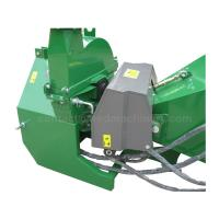 Quality Professional Home Wood Chipper With Heavy Duty Rotor Four Cutting Knives for sale