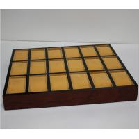 Quality High Quality Wooden Bracelet Box Jewellery Packaging Storage Tray For Watch for sale