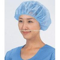 Quality Disposable Nonwoven PP Bouffant Cap for sale