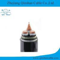 Quality 3 Core Copper Conductor XLPE Insulated Steel Tape Armoured PVC Sheathed Cable for sale