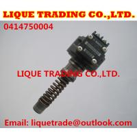 Quality Genuine & brand new Unit Pump 0 414 750 004 / 0414750004 For Deutz 02112706 Volvo 20450666 for sale
