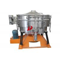 Quality Save Enerygy Automatic Lifting Nut Powder Tumbler Sifter With Long Service Life for sale
