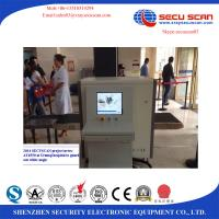 Quality Hospital Shops Airport Baggage X Ray Machines Multi - Language Support for sale