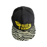 Quality 6 Panel Printed Vintage Childrens Fitted Hats Sun Proof Customized Size for sale