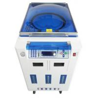 Quality Double Tank Washer Sterilizer Surgical Instrument / Touch Screen Automated Washer Disinfector for sale