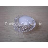 Quality Glass Candle Holder (GLA0606020) for sale