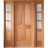 Quality PreHung Door with 2 Sidelites 158# for sale