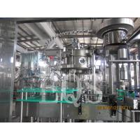 BGF6-6-1 Stainless Steel Bottle Beer Filling Machine with Twist Off Cap