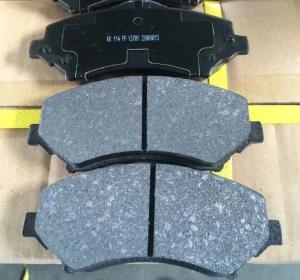 Quality TOYOTA Cars Brake Pad OEM no. 04465-21010 Brake Pad D242 For CHEVROLET Nova for sale