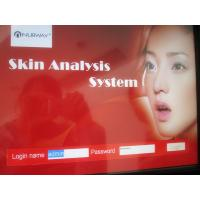 Quality Skin Analyzer Beauty Machine, 3D Digital Skin Test System touch screen CE Approved Machine for sale