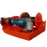 Quality High Efficiency 5 Ton 8Ton 30m/min Industrial Electric Winch for sale