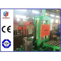 Quality Customized Rubber Cutting Machine , Platform Type Guillotine Cutter Machine for sale