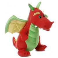 Buy cheap Red Winged Dino Dragon Plush Toys from wholesalers