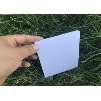 Buy cheap White 5mm Close Cell PVC Free Foam Board Lightweight For Exhibits Display from wholesalers