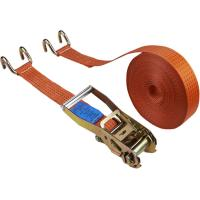 Quality Ratchet Tie Down Straps With C Hooks for sale