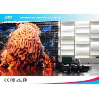 China P10mm Full Color Flexible Led Curtain Display For Stage Events , High Transparent on sale
