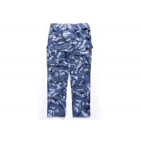 Buy cheap Ocean Military Style Cargo Pants ,Us Track Cargo Camouflage Men Army Pants from wholesalers