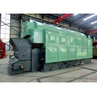Buy cheap Flake Chain Grate Coal Fired Steam Boiler Industrial Water Tube Boiler from wholesalers