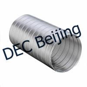 China Economical Semi Rigid Flexible Duct 8 inch aluminum flexible duct pipe on sale