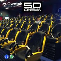 China China 5D 7D Cinema Manufacturer Factory 5-years Overseas construction services on sale