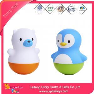 China Water Spray Animal Shape Bathtime BPA Free Vinyl Kids Bath Toy on sale