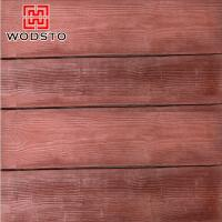 China Waterproof wood decorative outdoor decking board on sale