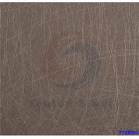 Buy cheap Good Price 0.4-3.0mm Thickness Vibration Stainless Steel Sheet (YTVB005) from wholesalers