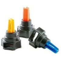 Quality 2226 Plastic Quick Release Flat Fan Spray nozzle for sale