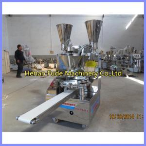 Quality india momo making machine, double hopper xiao long bao machine for sale