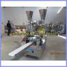 Buy cheap india momo making machine, double hopper xiao long bao machine from wholesalers