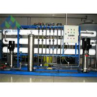 Buy Industrial Reverse Osmosis Water Purification Machine For Pure Drinking Water at wholesale prices