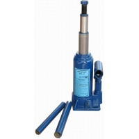 China 2 Stage High Lift 2T To 30T Double Ram Hydraulic Bottle Jack for sale
