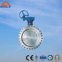 China 150lb/300lb API Flanged End High Performance Butterfly Valve (GAD343H) on sale