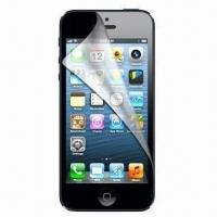 Quality Screen Protector for iPhone 5, Screen Guard for iPhone 5, Crystal Clear for sale